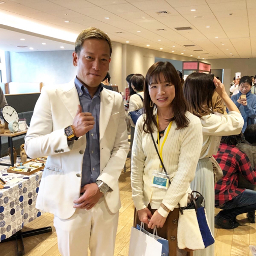 『LIMIA FESTA2020』モノマネタレントさんに感動~!!_f0023333_22263481.jpg