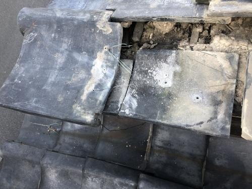 南アルプス市 本燻の屋根 其の一_b0242734_22430358.jpeg