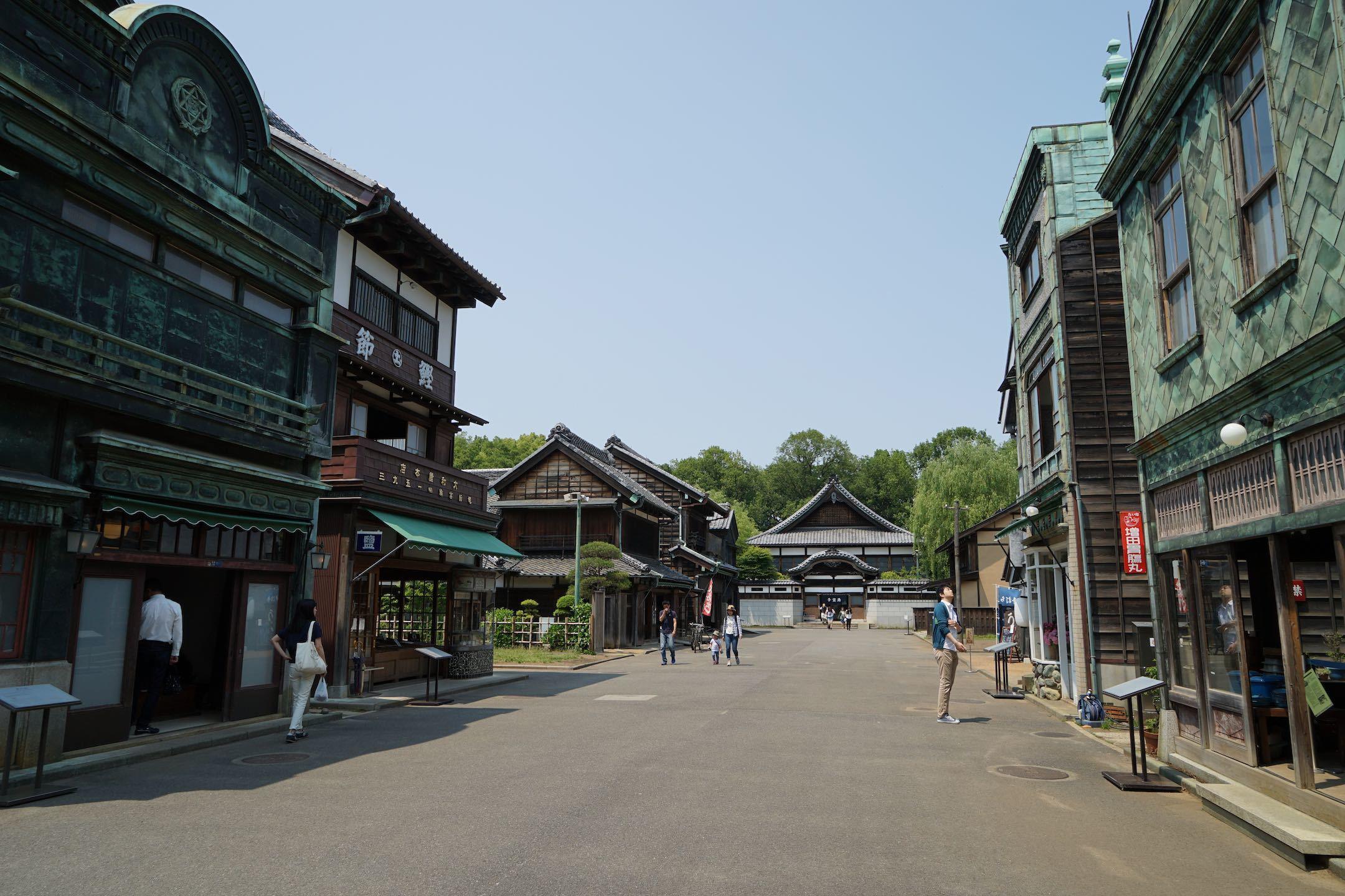 江戸東京たてもの園 27_b0360240_15491138.jpg