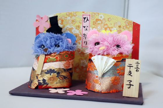 季節レク ~ 2020 雛飾り作り ~_e0222340_15234223.jpg