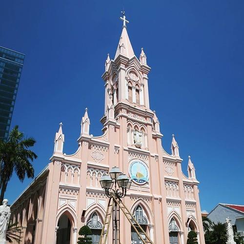 ダナン大聖堂など散策_c0060143_18494101.jpg