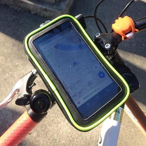 【AD】自転車でお出かけしながら製品レビューいろいろ_c0060143_20503880.jpg