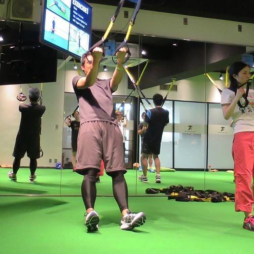 【PR】 みんなでやるから楽しい、「タイカンズ」の体幹トレーニング_c0060143_21123602.jpg