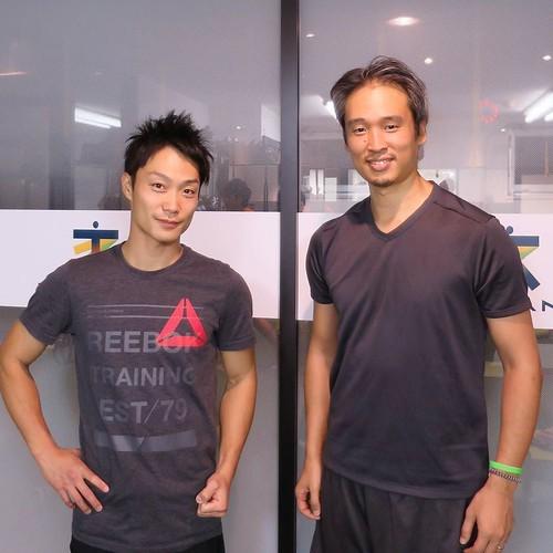 【PR】 みんなでやるから楽しい、「タイカンズ」の体幹トレーニング_c0060143_21123639.jpg