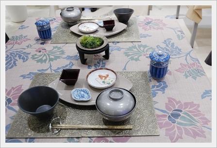 精進料理で楽しむテーブル♪ ~インストラクタークラス_d0217944_15543174.jpg