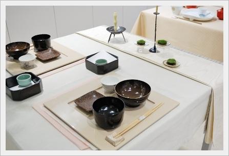 精進料理で楽しむテーブル♪ ~インストラクタークラス_d0217944_15551163.jpg
