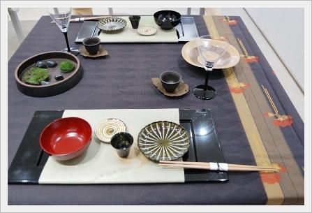 精進料理で楽しむテーブル♪ ~インストラクタークラス_d0217944_15551894.jpg