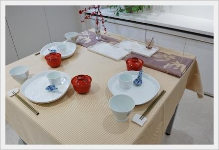 精進料理で楽しむテーブル♪ ~インストラクタークラス_d0217944_15552551.jpg