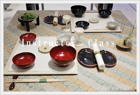 精進料理で楽しむテーブル♪ ~インストラクタークラス_d0217944_15555495.jpg