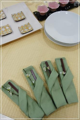 ビュッフェスタイルのパーティーテーブル   ~基本クラス _d0217944_20102737.jpg