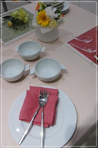 ビュッフェスタイルのパーティーテーブル   ~基本クラス _d0217944_20103911.jpg