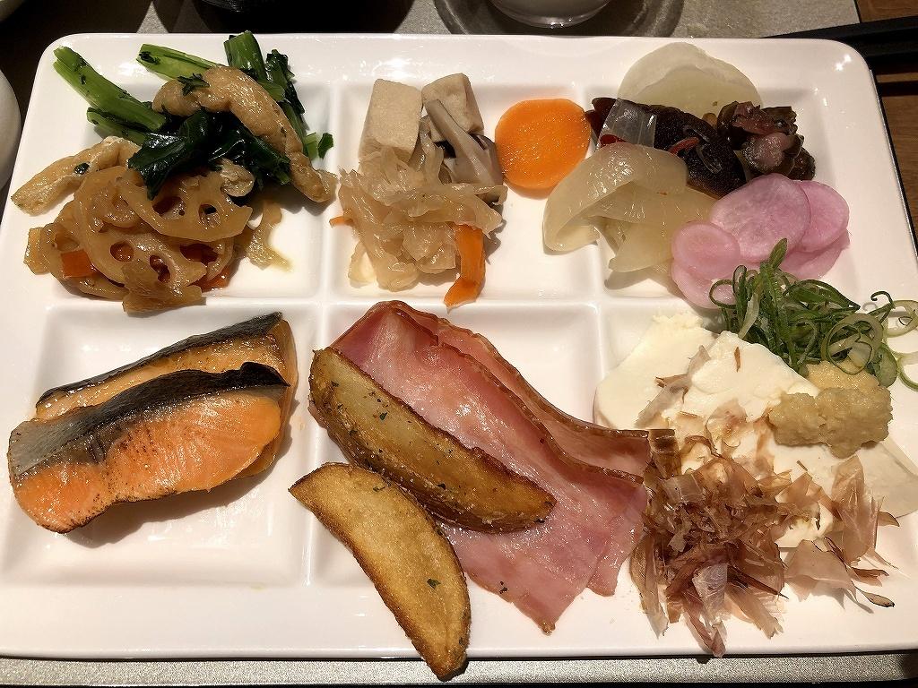 Breakfast Buffet@Osaka Tokyu REI Hotel_a0384046_18034509.jpg