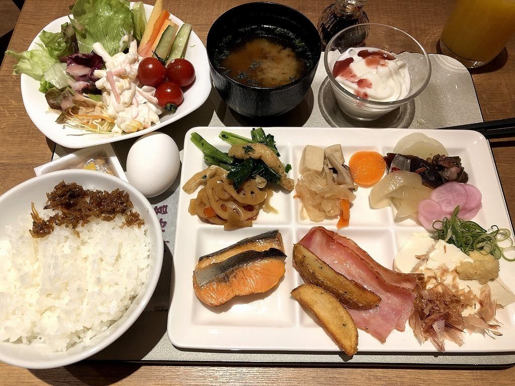 Breakfast Buffet@Osaka Tokyu REI Hotel_a0384046_18034544.jpg
