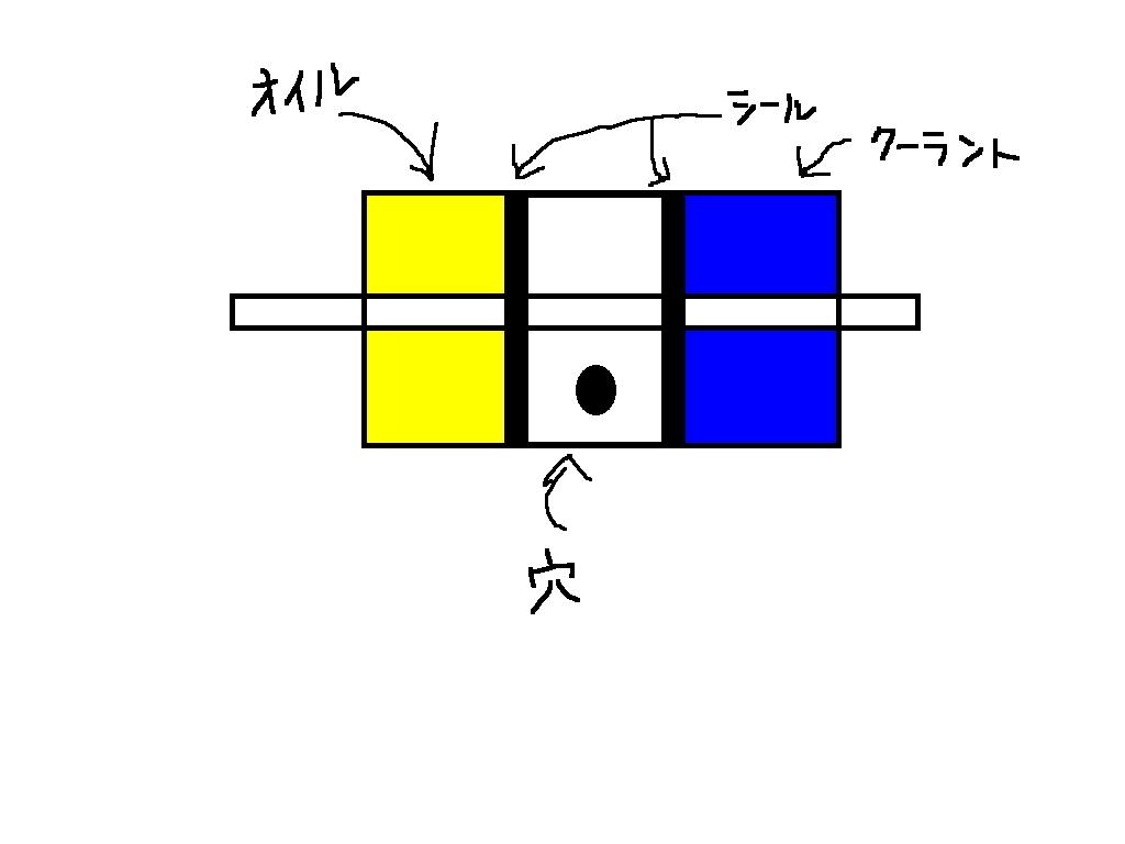 【tm125EN】125返り咲きプロジェクト(クラッチケース洗浄)_e0159646_05135914.jpg