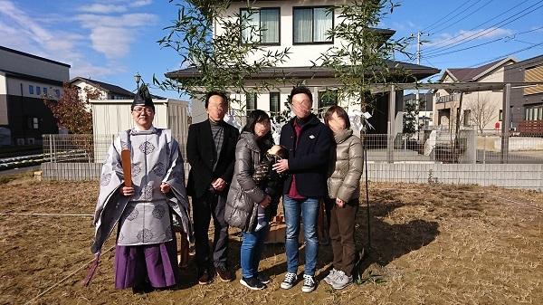 地鎮祭の模様-東海村_a0299347_11363268.jpg