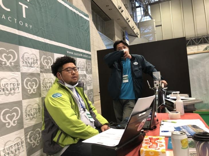 青森店より応援で、中嶋社長が来てます。_e0225148_17102272.jpeg