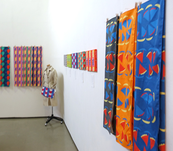 明日2/2(日)まで!【Kayoko Kawata「Spring breeze」Zakuro original print textile展】_a0017350_09051008.jpg