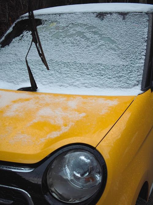 雪、二月も「逃げ月」に・・・椋川と武奈ヶ岳の雪景色_d0005250_17443395.jpg