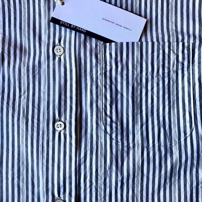 STILL BY HAND ストライプシャツ_d0334060_13385150.jpeg