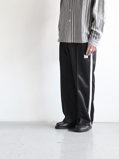 NEEDLES Side Line Center Seam Pant - Bright Poly Jersey_b0139281_1311331.jpg