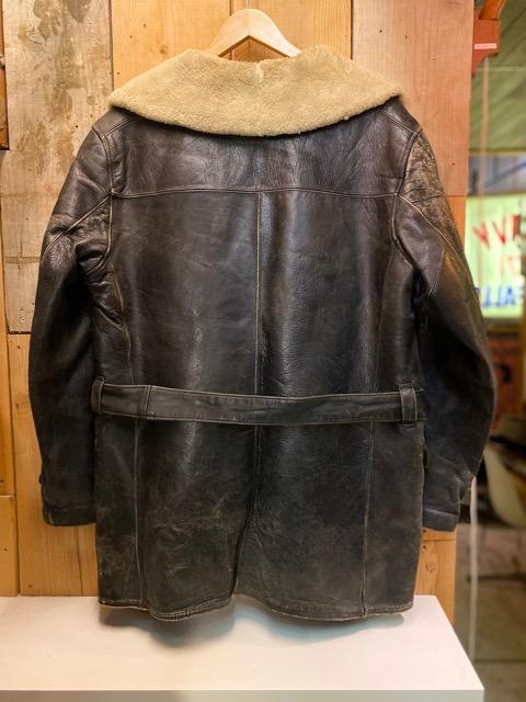 """2月5日(水)マグネッツ大阪店ヴィンテージ入荷!!#1 Leather編! 30\'s\""""HERCULES\""""Horsehide & 40\'s\""""GUIDE MASTER WOLF\""""Horsehide!!_c0078587_0204488.jpg"""