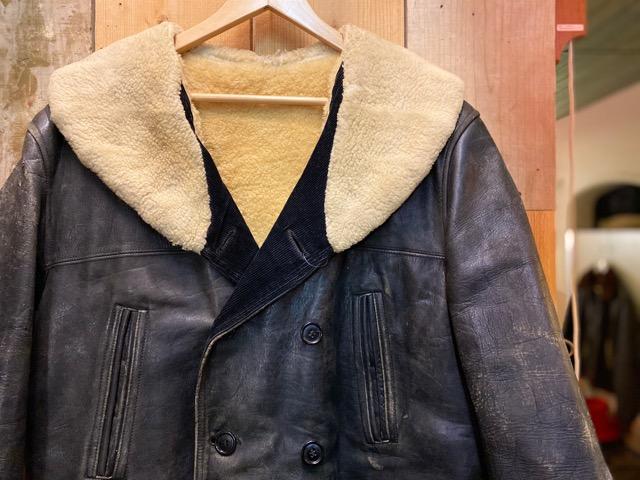 """2月5日(水)マグネッツ大阪店ヴィンテージ入荷!!#1 Leather編! 30\'s\""""HERCULES\""""Horsehide & 40\'s\""""GUIDE MASTER WOLF\""""Horsehide!!_c0078587_02116.jpg"""