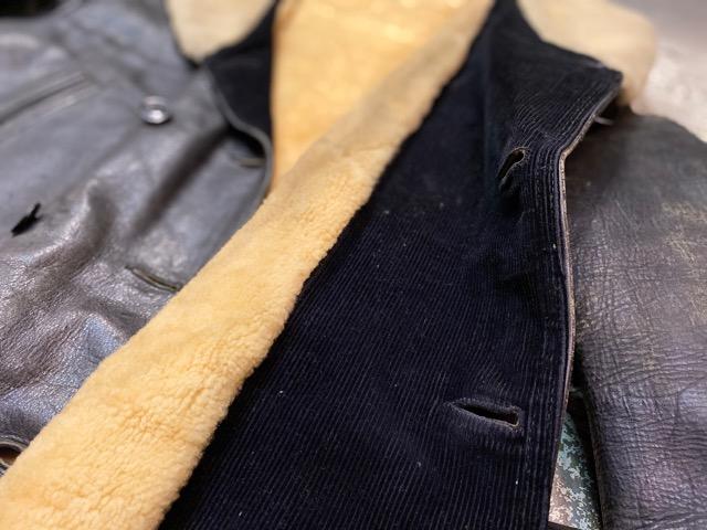 """2月5日(水)マグネッツ大阪店ヴィンテージ入荷!!#1 Leather編! 30\'s\""""HERCULES\""""Horsehide & 40\'s\""""GUIDE MASTER WOLF\""""Horsehide!!_c0078587_0231610.jpg"""