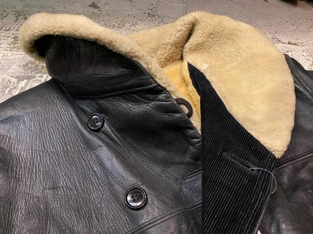"""2月5日(水)マグネッツ大阪店ヴィンテージ入荷!!#1 Leather編! 30\'s\""""HERCULES\""""Horsehide & 40\'s\""""GUIDE MASTER WOLF\""""Horsehide!!_c0078587_0241880.jpg"""
