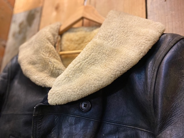 """2月5日(水)マグネッツ大阪店ヴィンテージ入荷!!#1 Leather編! 30\'s\""""HERCULES\""""Horsehide & 40\'s\""""GUIDE MASTER WOLF\""""Horsehide!!_c0078587_0242554.jpg"""