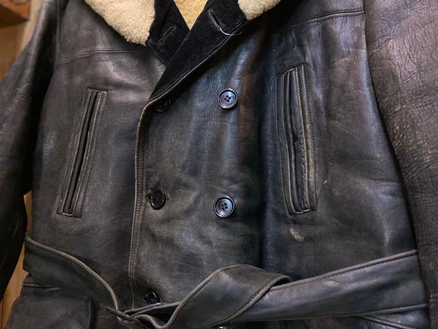 """2月5日(水)マグネッツ大阪店ヴィンテージ入荷!!#1 Leather編! 30\'s\""""HERCULES\""""Horsehide & 40\'s\""""GUIDE MASTER WOLF\""""Horsehide!!_c0078587_0243980.jpg"""