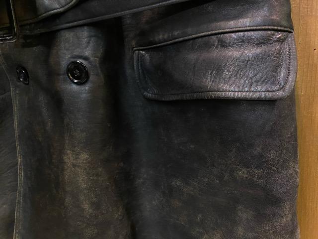 """2月5日(水)マグネッツ大阪店ヴィンテージ入荷!!#1 Leather編! 30\'s\""""HERCULES\""""Horsehide & 40\'s\""""GUIDE MASTER WOLF\""""Horsehide!!_c0078587_0245480.jpg"""