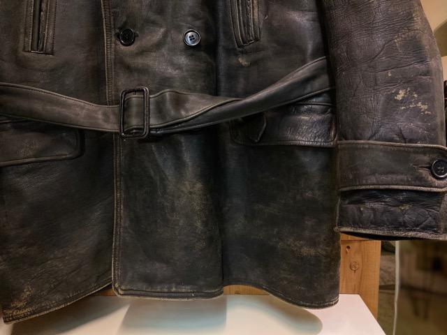 """2月5日(水)マグネッツ大阪店ヴィンテージ入荷!!#1 Leather編! 30\'s\""""HERCULES\""""Horsehide & 40\'s\""""GUIDE MASTER WOLF\""""Horsehide!!_c0078587_025211.jpg"""