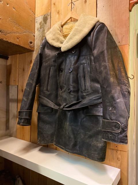 """2月5日(水)マグネッツ大阪店ヴィンテージ入荷!!#1 Leather編! 30\'s\""""HERCULES\""""Horsehide & 40\'s\""""GUIDE MASTER WOLF\""""Horsehide!!_c0078587_0252266.jpg"""