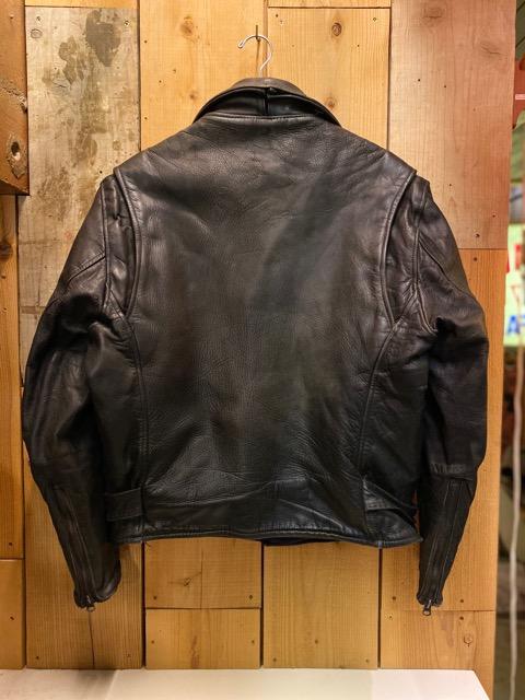 """2月5日(水)マグネッツ大阪店ヴィンテージ入荷!!#1 Leather編! 30\'s\""""HERCULES\""""Horsehide & 40\'s\""""GUIDE MASTER WOLF\""""Horsehide!!_c0078587_027129.jpg"""
