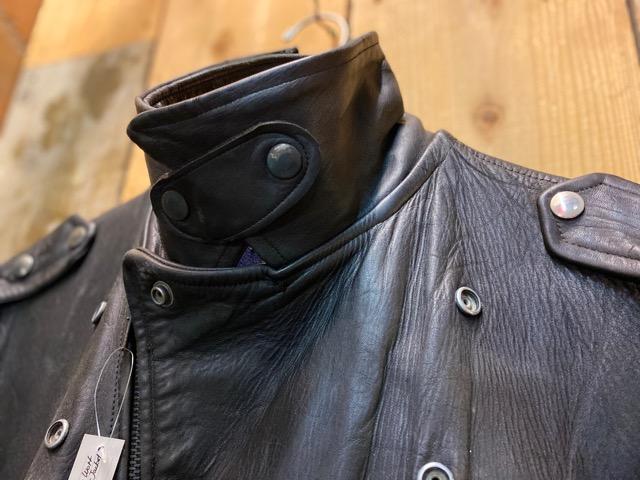 """2月5日(水)マグネッツ大阪店ヴィンテージ入荷!!#1 Leather編! 30\'s\""""HERCULES\""""Horsehide & 40\'s\""""GUIDE MASTER WOLF\""""Horsehide!!_c0078587_0291722.jpg"""