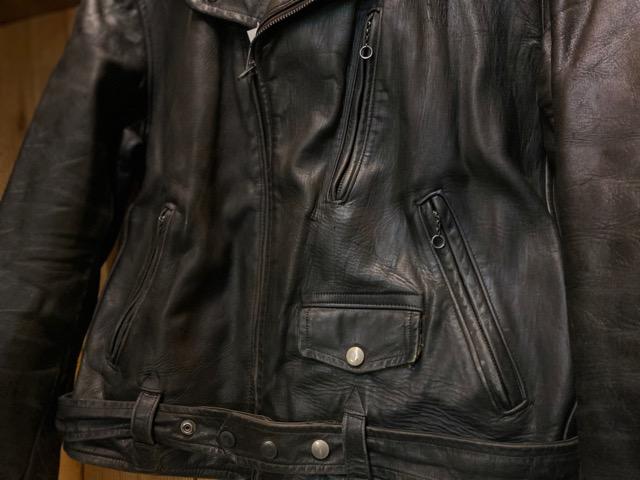 """2月5日(水)マグネッツ大阪店ヴィンテージ入荷!!#1 Leather編! 30\'s\""""HERCULES\""""Horsehide & 40\'s\""""GUIDE MASTER WOLF\""""Horsehide!!_c0078587_0292721.jpg"""