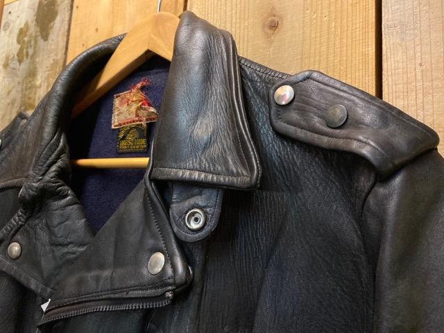 """2月5日(水)マグネッツ大阪店ヴィンテージ入荷!!#1 Leather編! 30\'s\""""HERCULES\""""Horsehide & 40\'s\""""GUIDE MASTER WOLF\""""Horsehide!!_c0078587_029970.jpg"""