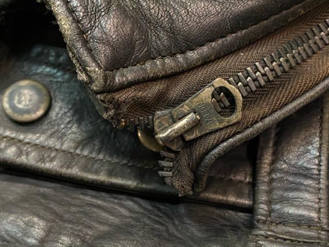 """2月5日(水)マグネッツ大阪店ヴィンテージ入荷!!#1 Leather編! 30\'s\""""HERCULES\""""Horsehide & 40\'s\""""GUIDE MASTER WOLF\""""Horsehide!!_c0078587_0302027.jpg"""