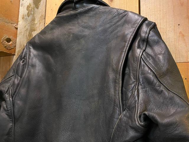 """2月5日(水)マグネッツ大阪店ヴィンテージ入荷!!#1 Leather編! 30\'s\""""HERCULES\""""Horsehide & 40\'s\""""GUIDE MASTER WOLF\""""Horsehide!!_c0078587_0304332.jpg"""
