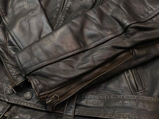 """2月5日(水)マグネッツ大阪店ヴィンテージ入荷!!#1 Leather編! 30\'s\""""HERCULES\""""Horsehide & 40\'s\""""GUIDE MASTER WOLF\""""Horsehide!!_c0078587_030829.jpg"""