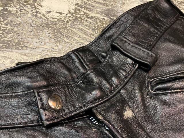 """2月5日(水)マグネッツ大阪店ヴィンテージ入荷!!#1 Leather編! 30\'s\""""HERCULES\""""Horsehide & 40\'s\""""GUIDE MASTER WOLF\""""Horsehide!!_c0078587_031437.jpg"""