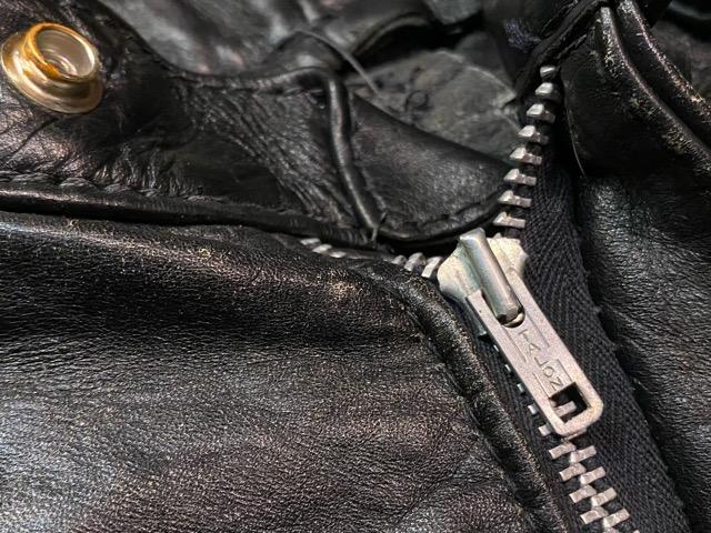 """2月5日(水)マグネッツ大阪店ヴィンテージ入荷!!#1 Leather編! 30\'s\""""HERCULES\""""Horsehide & 40\'s\""""GUIDE MASTER WOLF\""""Horsehide!!_c0078587_0315366.jpg"""