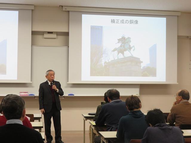 文京学院大学で「江戸の豪商列伝Ⅱ」開講しました!_c0187004_17492694.jpg