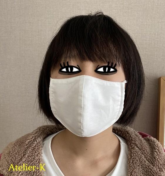 立体マスク作るときもトワル仮縫いです^^。_c0319009_21323407.jpg