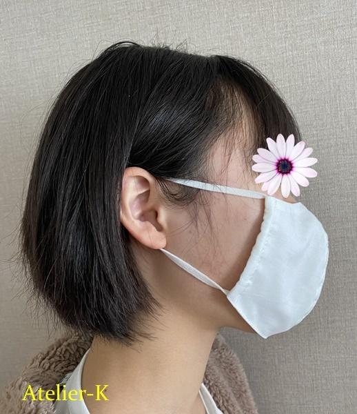 立体マスク作るときもトワル仮縫いです^^。_c0319009_21344053.jpg