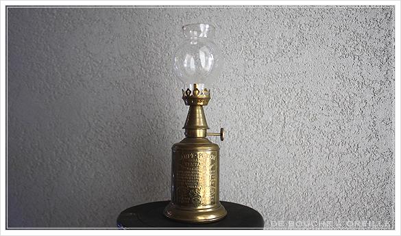 "lampe a essence \""PIGEON\"" 古いオイルランプ ピジョン フランスアンティーク_d0184921_14295876.jpg"