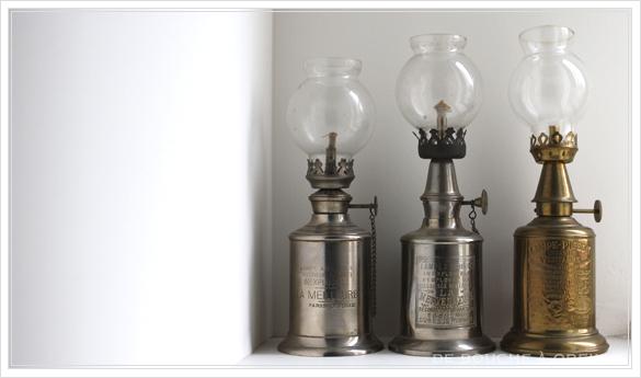 "lampe a essence \""LA MERVEILLEUSE\"" 古いオイルランプ ピジョン フランスアンティーク_d0184921_15452387.jpg"