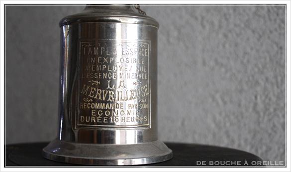 "lampe a essence \""LA MERVEILLEUSE\"" 古いオイルランプ ピジョン フランスアンティーク_d0184921_15475220.jpg"