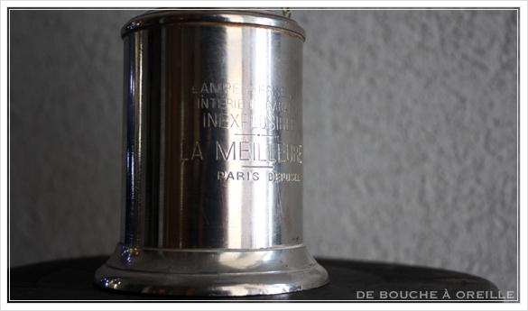 "lampe a essence \""LA MERVEILLEUSE\"" 古いオイルランプ ピジョン フランスアンティーク_d0184921_15582388.jpg"