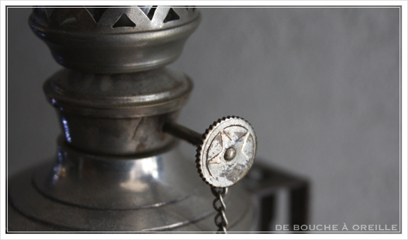 "lampe a essence \""LA MERVEILLEUSE\"" 古いオイルランプ ピジョン フランスアンティーク_d0184921_16031684.jpg"